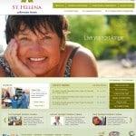 St. Helena Hospital Web Site